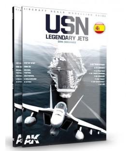 AK279 USN Legendary Jets - Castellano
