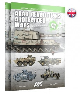 AK286 Arab Revolutions & Border Wars Vol. III - English