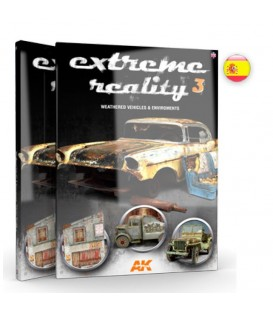 AK509 Extreme Reality ISSUE 03 - Castellano