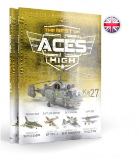 AK 2926 The best of Aces High Magazine – Vol 2 - English
