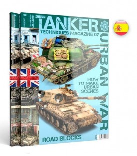 AK4830 Tanker 07: Urban Combats - Castellano