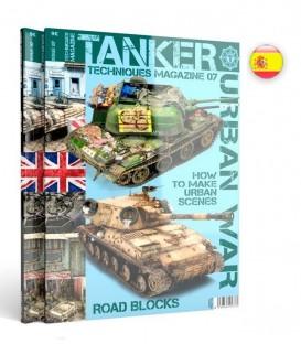 AK4830 Tanker Techniques 07: Urban Combats - Castellano