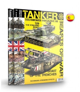 AK4833 Tanker Issue 08 Beasts of War