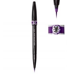 Violet Pentel Sign Pen Artist Marker Pen