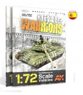 AK281 Little Warriors Vol. 1 - Castellano