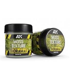 AK8038 Moss Texture 100 ml.