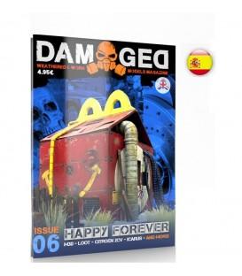 ABT717 Damaged Magazine Issue 06 - Español