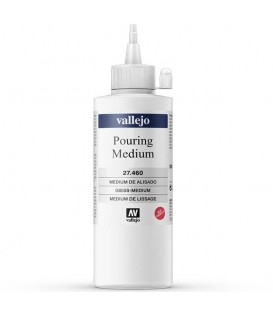 27.460 Medium de Lissage Vallejo 200 ml.