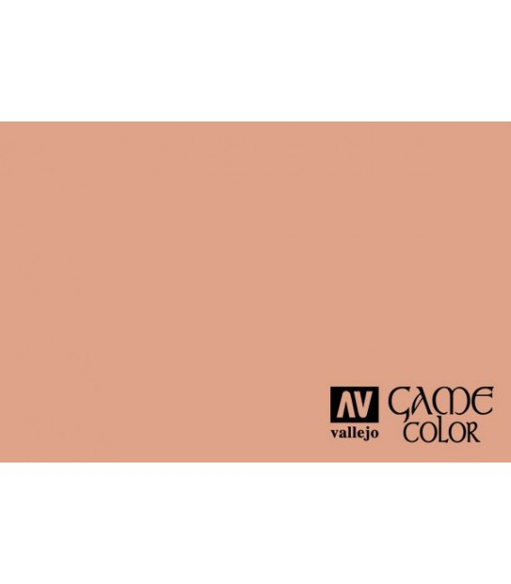 72.100 Carn Rosa Game Color 17ml.