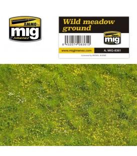 Wild Meadow ground - AMMO Mig Jimenez.