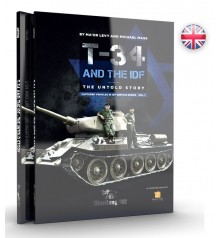 ABT709 T-34 and the IDF. The untold story - English