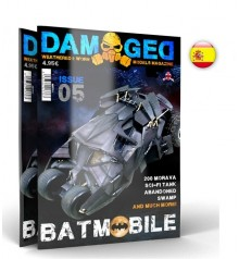 ABT712 Damaged Magazine Issue 05 - Español