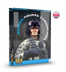 AK247 AK Learning 8: Modern Figures Camouflages - English