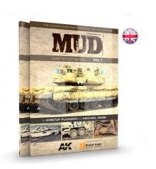 AK253 Mud Rust and Dust Series Vol.1 - English