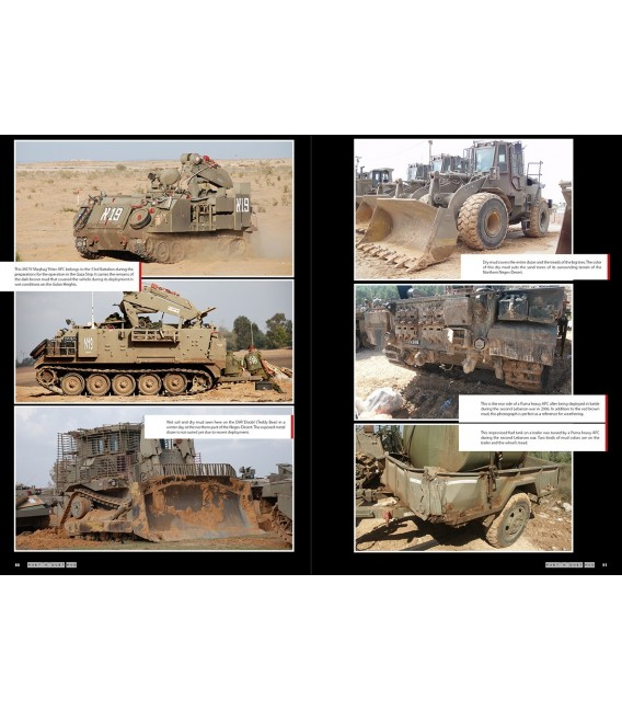 AK253 Mud Rust and Dust Series Vol.1 - English