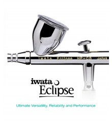Iwata Eclipse airbrushes