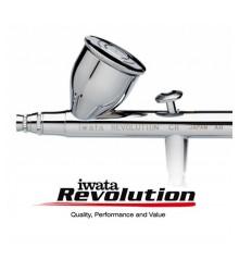 aerografi Iwata Revolution