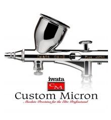 Iwata Custom Micron airbrushes