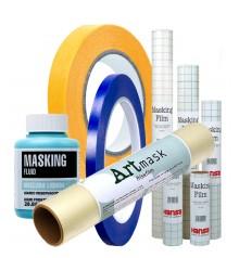 airbrush masking film