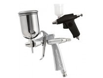 airbrushing spray guns