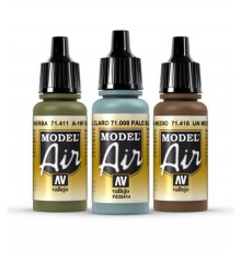 couleurs Model Air