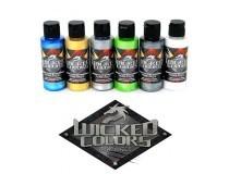 pinturas aerografia wicked color