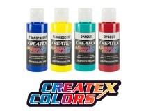 createx airbrushing paints