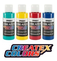 createx opaque paints