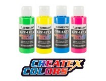colori fluorescenti createx
