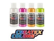 colori perlati createx