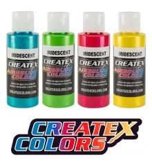 pinturas iridiscentes createx