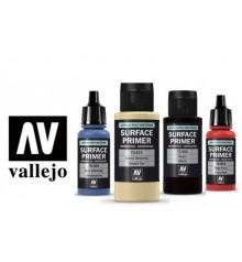 Vallejo primers