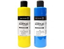 peinture acrylique True Colors 250 ml.
