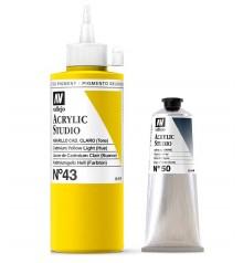 pintura acrilica Vallejo Studio