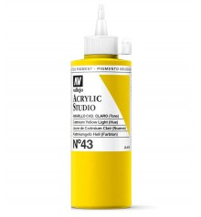 Acrylic Vallejo Studio 200 ml.