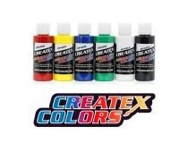 createx sets colori aerografia