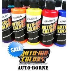 auto borne colors airbrushing