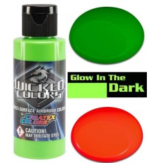 wicked fluorescent paints