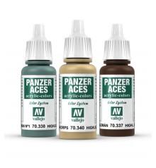 Vallejo Panzer Aces Color