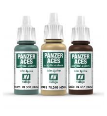Panzer Aces Colors