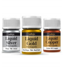 Vallejo Liquid Gold