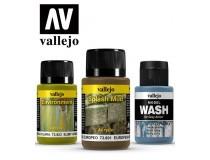 Vallejo weathering