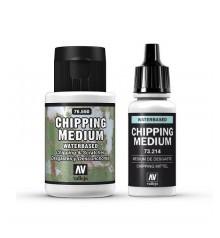 chipping medium