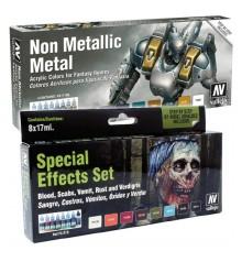 Game Color paint sets