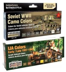 Model Air paint sets
