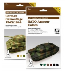 AFV Camouflage Colors