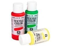 pintura textil Vallejo Textile Color