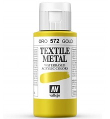 Textile Color Metallic 60 ml