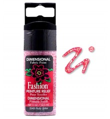 Fashion Dimensional textile paint
