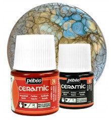 pintura Pebeo Ceramic
